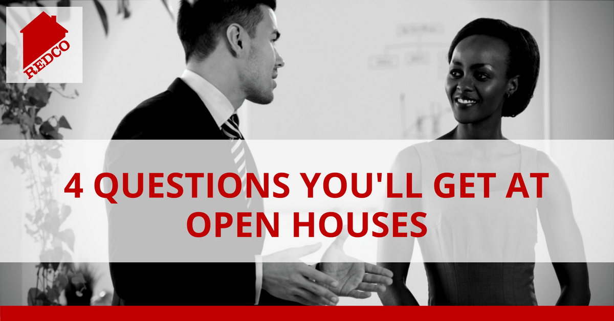 4 questions open house