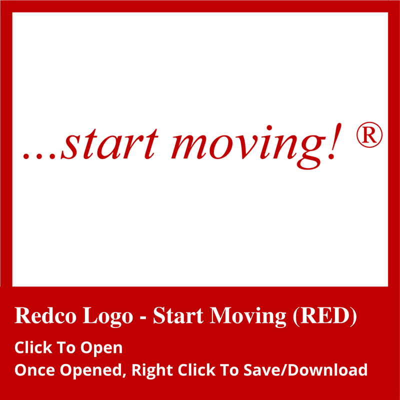 start moving logo icon